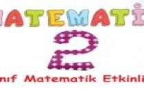 2. Sınıf Matematik Etkinlikleri