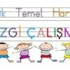 1. Sınıf Düzenli Çizgi Çalışmaları