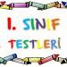 1. SINIF TÜRKÇE TESTİ 8