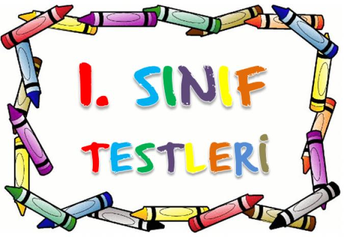 1. SINIF MATEMATİK TESTİ 1