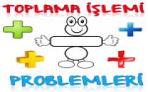 1. SINIF TOPLAMA İŞLEMİ PROBLEMLERİ 11