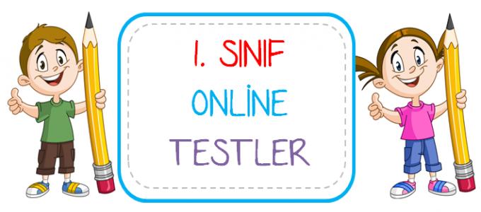 1. Sınıf Online Türkçe Değerlendirme Sınavı – 5